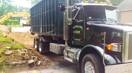 Full Service Demolition Mitrano Removal Service
